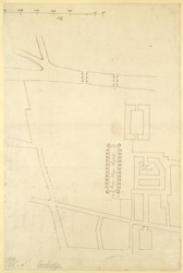 Topographical Drawing, Cambridge 58a